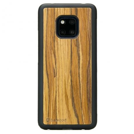 Drewniane Etui Huawei Mate 20 Pro OLIWKA