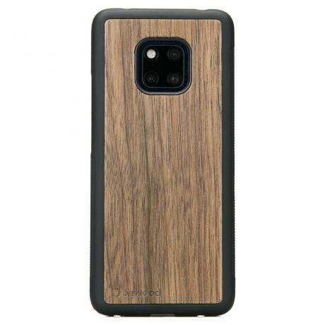 Drewniane Etui Huawei Mate 20 Pro ORZECH AMERYKAŃSKI