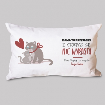 Poduszka dla mamy