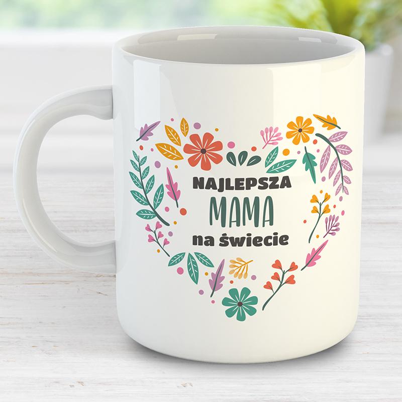 Kubek dla najlepszej mamy