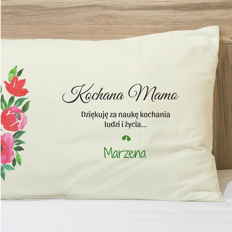 Poduszka dla mamy z własnym nadrukiem