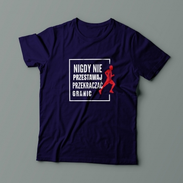 Koszulka motywacyjna