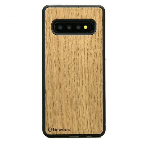 Drewniane Etui Samsung Galaxy S10 DĄB