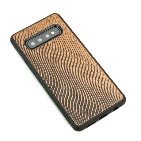 Drewniane Etui Samsung Galaxy S10 FALE MERBAU