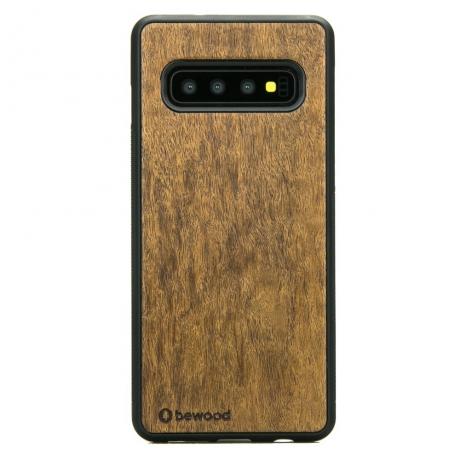 Drewniane Etui Samsung Galaxy S10 IMBUIA