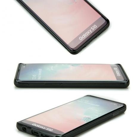 Drewniane Etui Samsung Galaxy S10 MANDALA JABŁOŃ