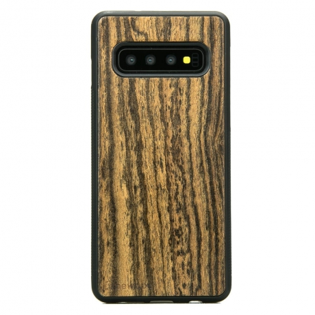 Drewniane Etui Samsung Galaxy S10+ BOCOTE