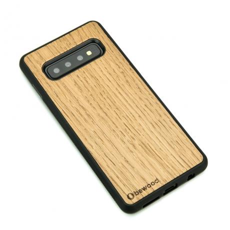 Drewniane Etui Samsung Galaxy S10+ DĄB