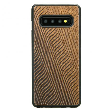 Drewniane Etui Samsung Galaxy S10+ FALE MERBAU