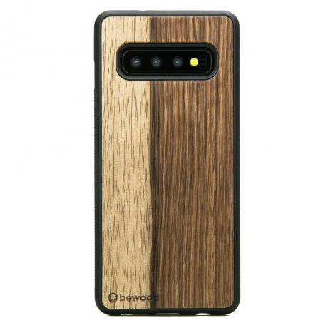 Drewniane Etui Samsung Galaxy S10+ MANGO