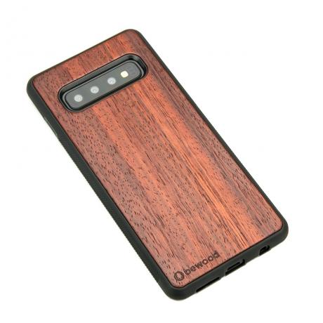 Drewniane Etui Samsung Galaxy S10+ PADOUK