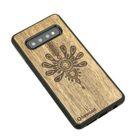 Drewniane Etui Samsung Galaxy S10+ PARZENICA LIMBA
