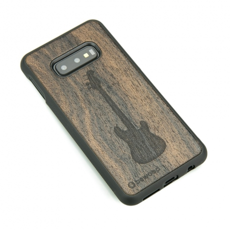 Drewniane Etui Samsung Galaxy S10e GITARA ZIRICOTE