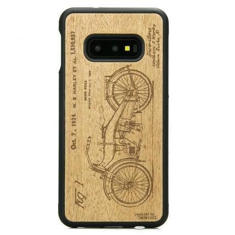 Drewniane Etui Samsung Galaxy S10e HARLEY PATENT ANIEGRE