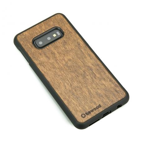 Drewniane Etui Samsung Galaxy S10e IMBUIA