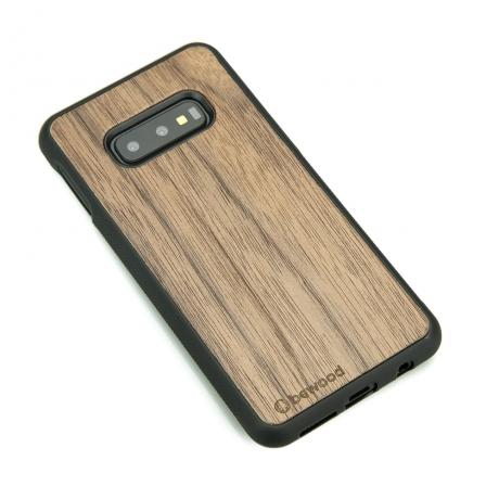 Drewniane Etui Samsung Galaxy S10e ORZECH AMERYKAŃSKI