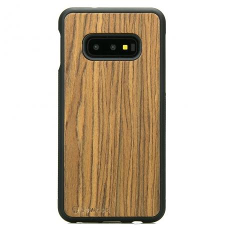 Drewniane Etui Samsung Galaxy S10e PALISANDER