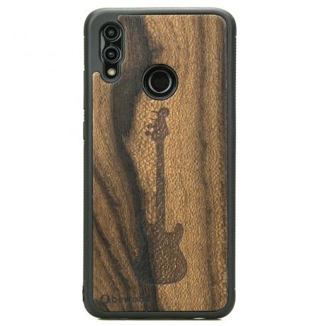 Drewniane Etui Huawei P Smart 2019 GITARA ZIRICOTE
