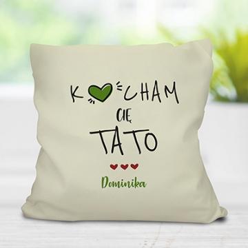 Poduszka personalizowana dla Ojca