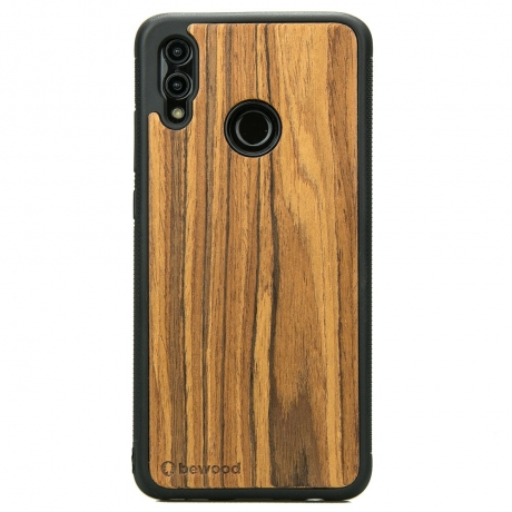 Drewniane Etui Huawei P Smart 2019 OLIWKA
