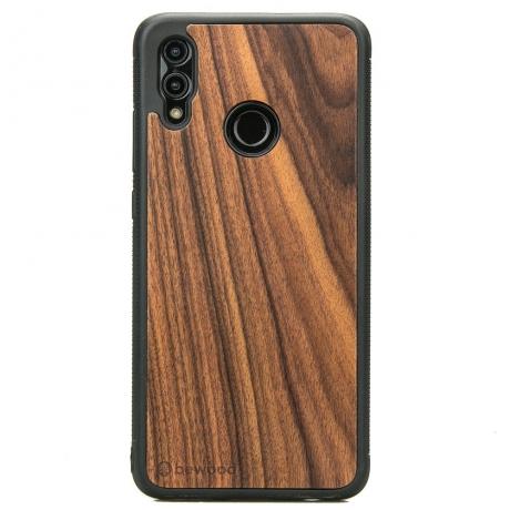 Drewniane Etui Huawei P Smart 2019 PALISANDER SANTOS