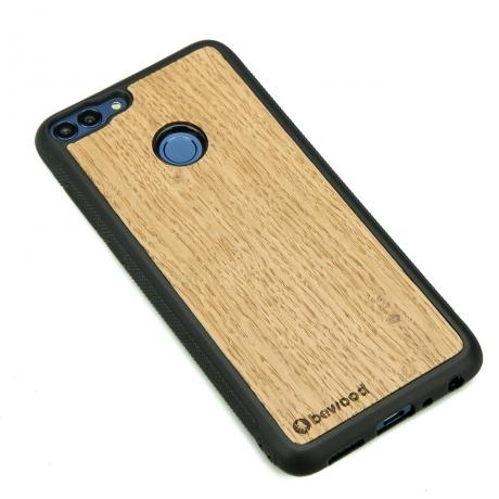 Drewniane Etui Huawei P Smart DĄB