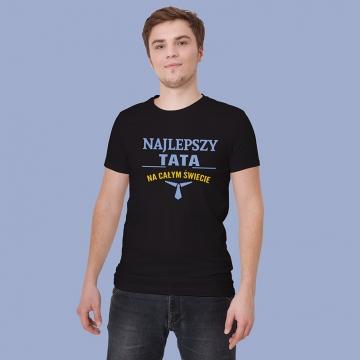 Koszulka dla taty z nadrukiem