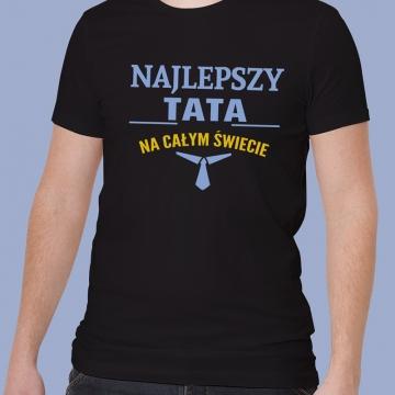 Koszulka dla taty – i to najlepszego na świecie