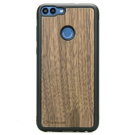 Drewniane Etui Huawei P Smart ORZECH AMERYKAŃSKI