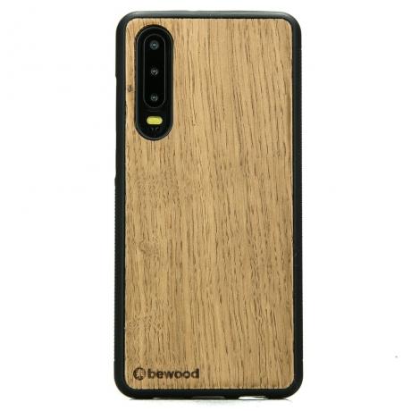 Drewniane Etui Huawei P30 DĄB