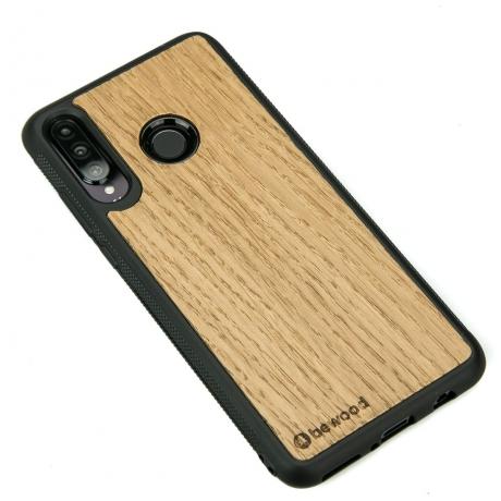 Drewniane Etui Huawei P30 Lite DĄB