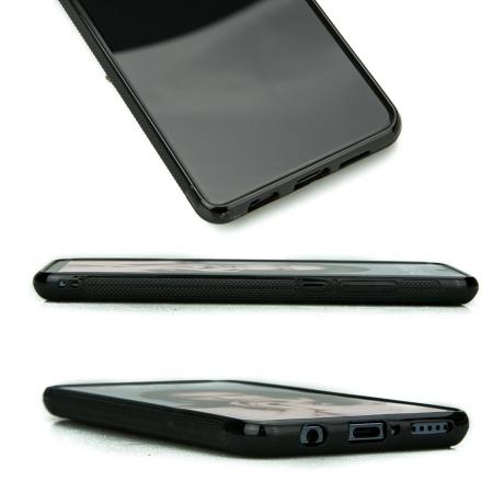 Drewniane Etui Huawei P30 Lite MANDALA JABŁOŃ