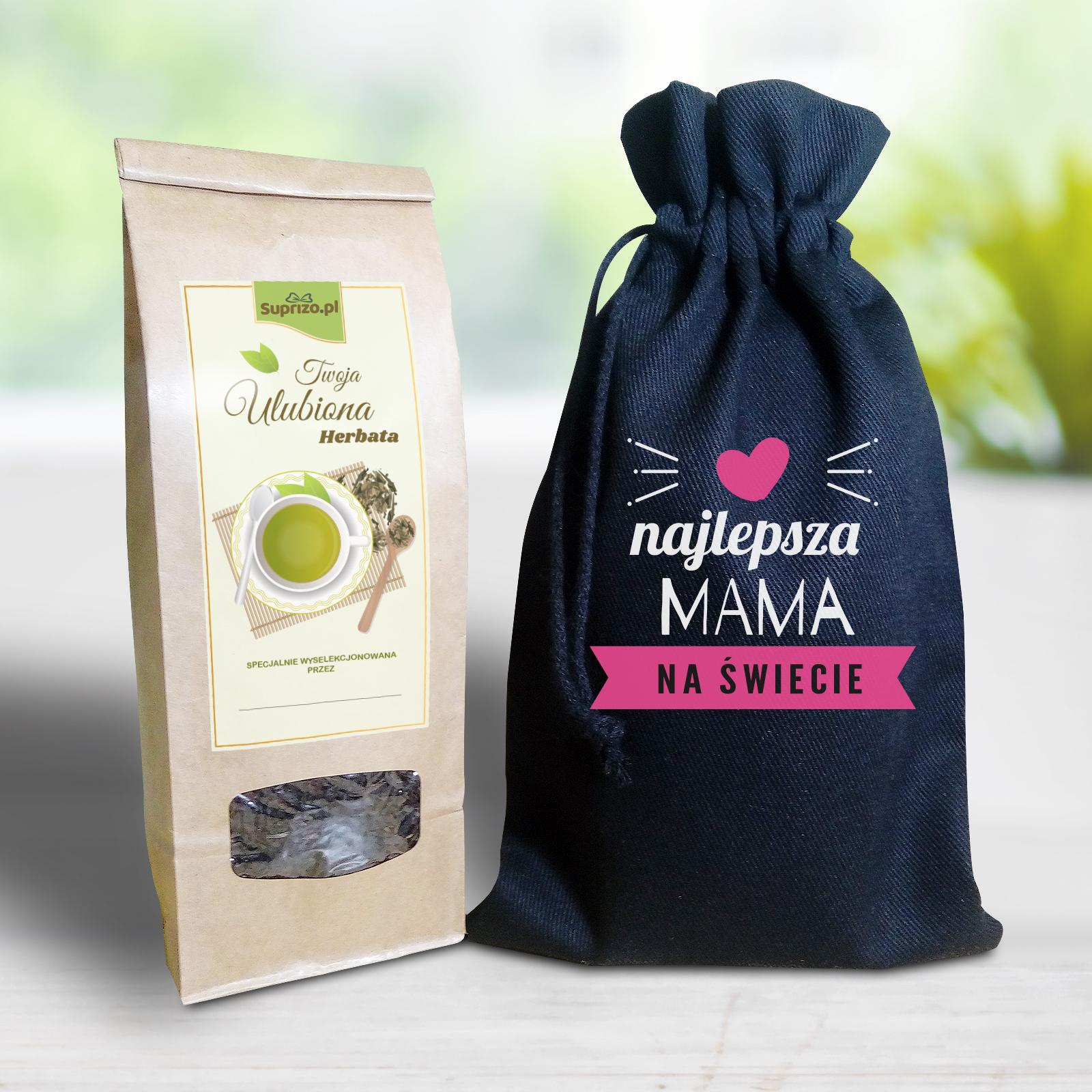 Herbata dla mamy w woreczku – doskonała na prezent