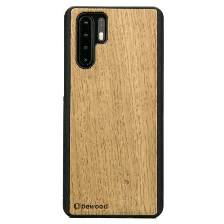 Drewniane Etui Huawei P30 Pro DĄB