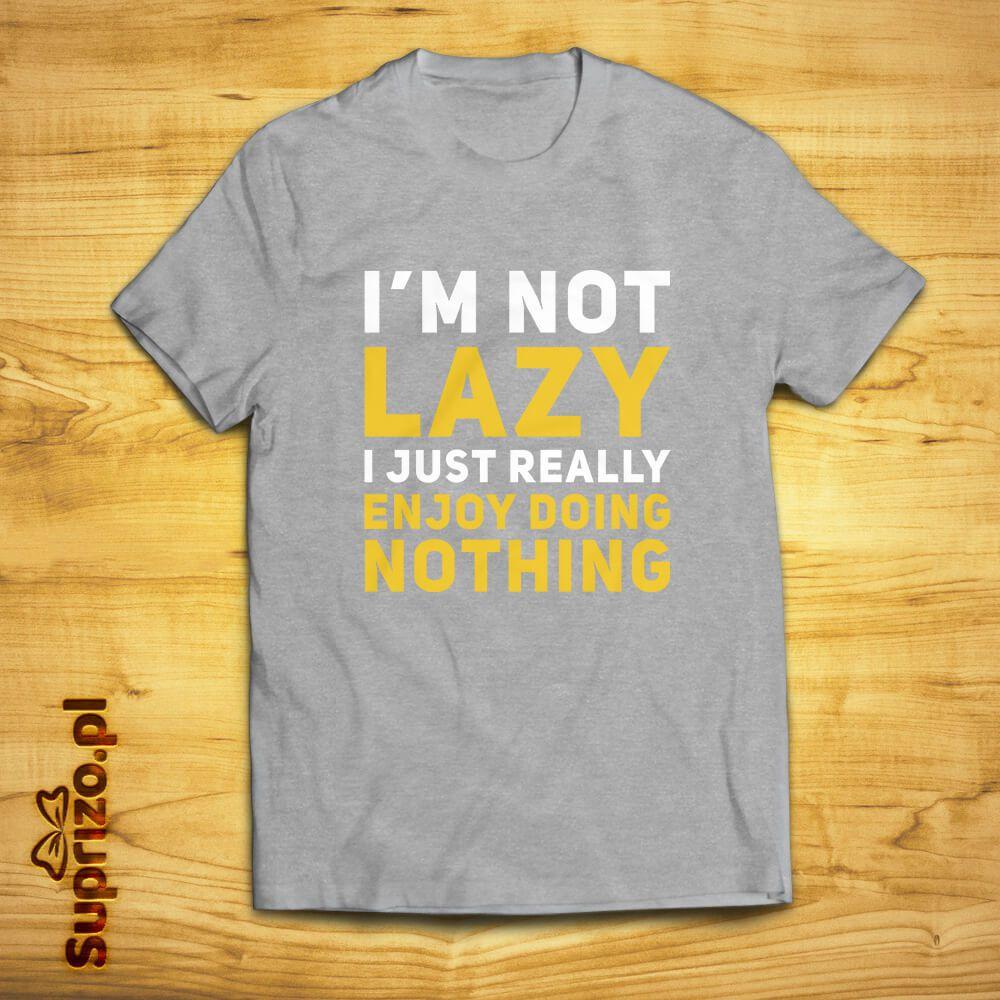 Koszulka z zabawnym nadrukiem