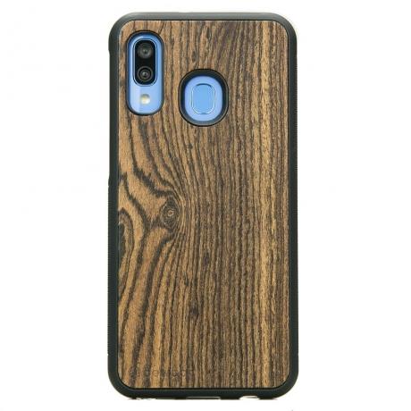 Drewniane Etui Samsung Galaxy A40 BOCOTE