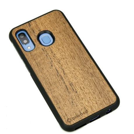 Drewniane Etui Samsung Galaxy A40 TEK