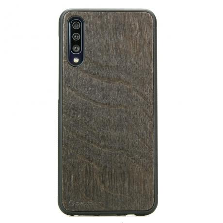 Drewniane Etui Samsung Galaxy A50 DĄB WĘDZONY