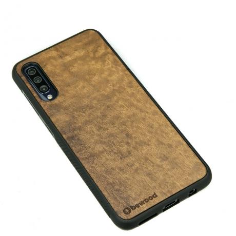 Drewniane Etui Samsung Galaxy A50 IMBUIA