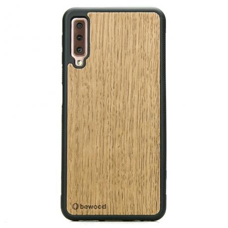 Drewniane Etui Samsung Galaxy A7 2018 DĄB