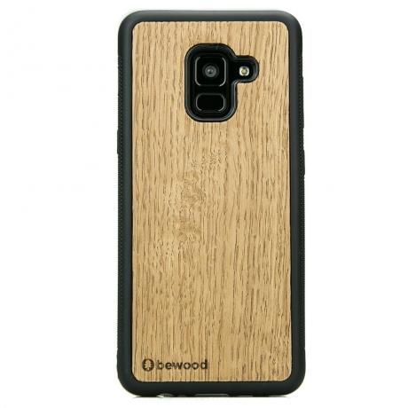 Drewniane Etui Samsung Galaxy A8 2018 DĄB
