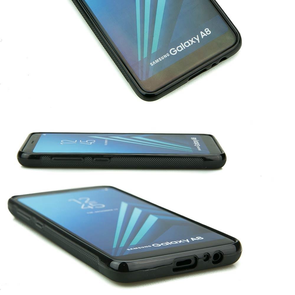 Drewniane Etui Samsung Galaxy A8 2018 KALENDARZ AZTECKI LIMBA