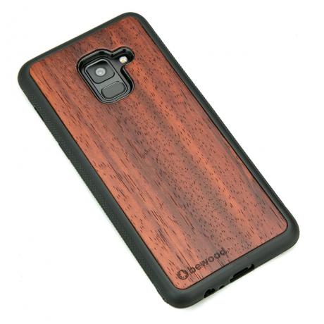Drewniane Etui Samsung Galaxy A8 2018 PADOUK