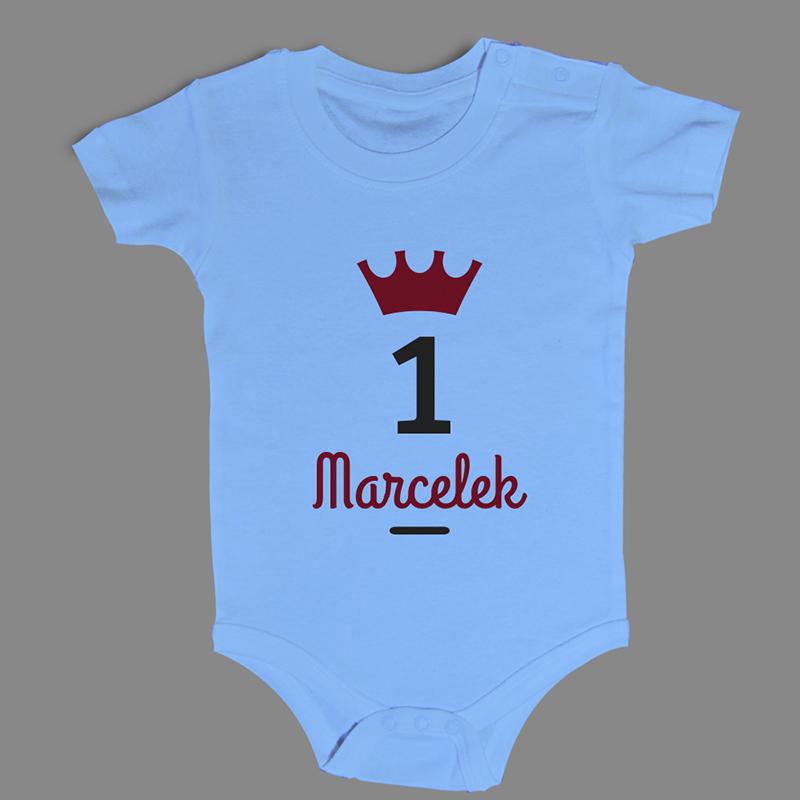 Body niemowlęce z imieniem