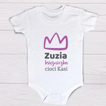 Body niemowlęce dla dziewczynki