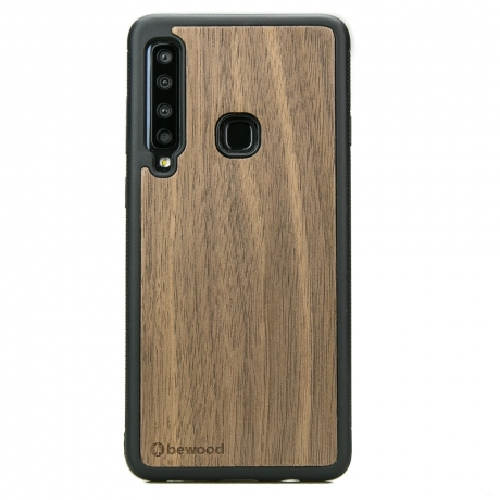Drewniane Etui Samsung Galaxy A9 2018 ORZECH AMERYKAŃSKI