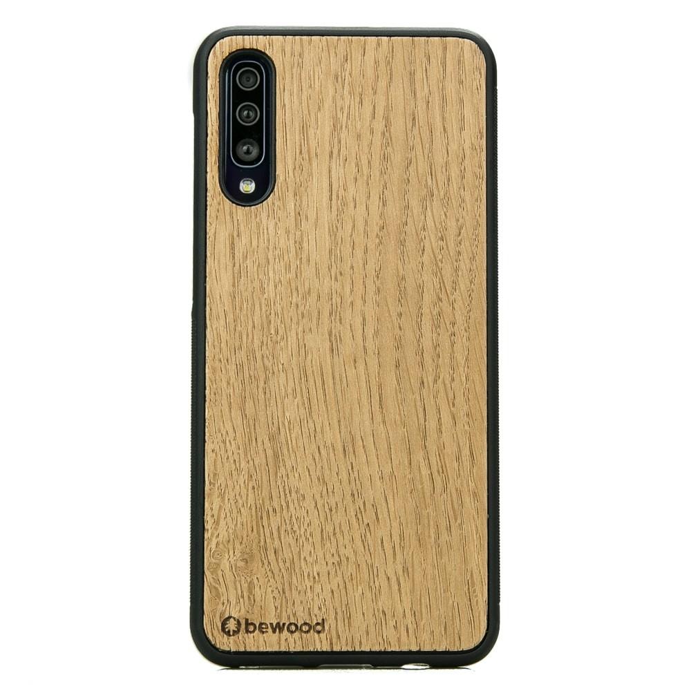 Drewniane Etui Samsung Galaxy A70 DĄB