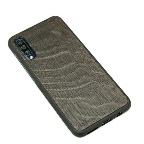 Drewniane Etui Samsung Galaxy A70 DĄB WĘDZONY
