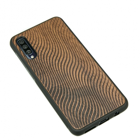 Drewniane Etui Samsung Galaxy A70 FALE MERBAU