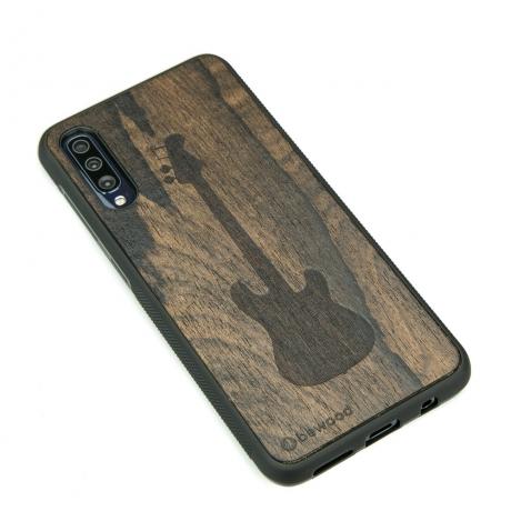 Drewniane Etui Samsung Galaxy A70 GITARA ZIRICOTE